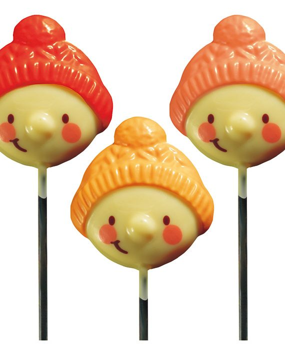 Blister - lollipop meninos da neve