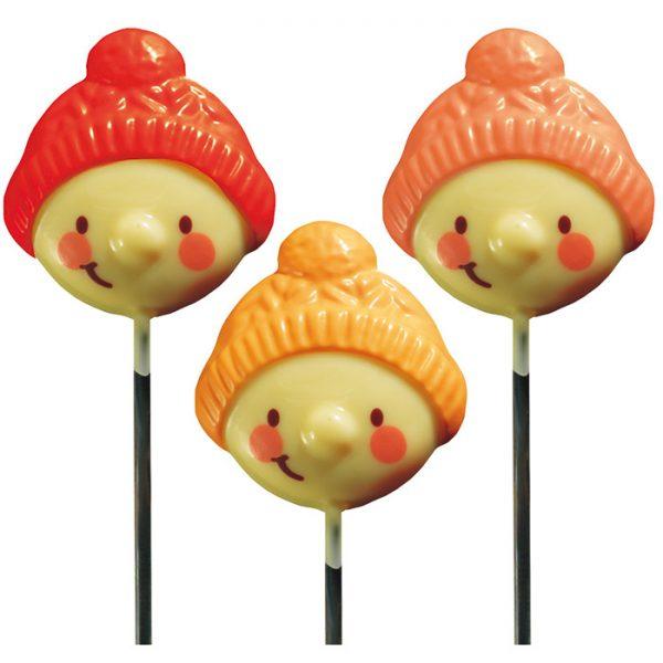 Blister – lollipop meninos da neve