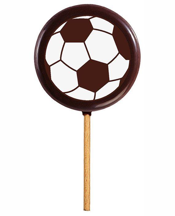 "Blister - lollypop ""bola de futebol"""