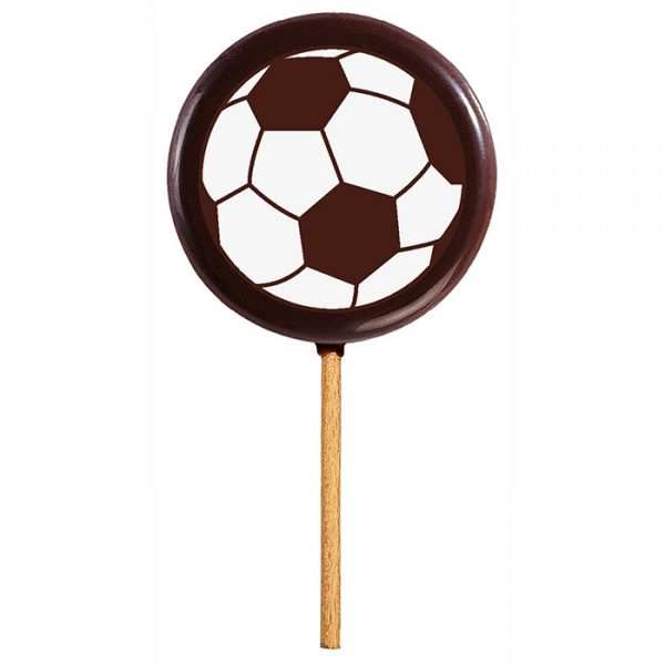 "Blister – lollypop ""bola de futebol"""
