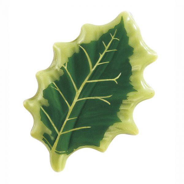 Blister - folha azevinho verde