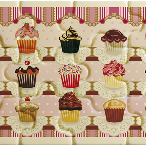 Blister - puzzle cupcakes