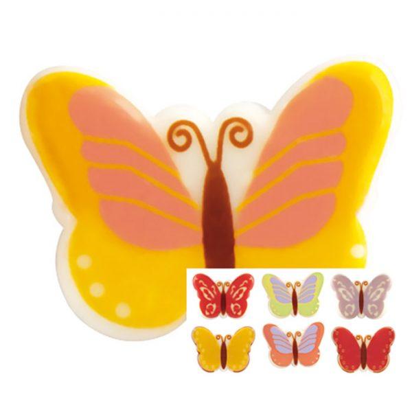 Blister – borboleta