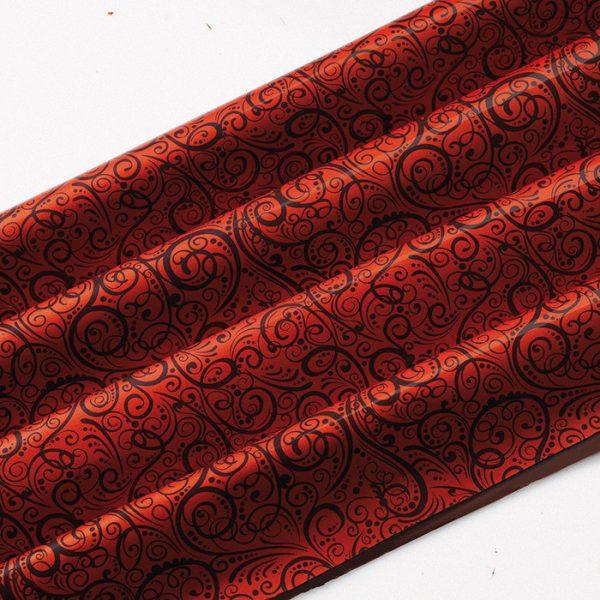 """Transfer - 40 x 25 cm - """"vermelho cativante"""""""