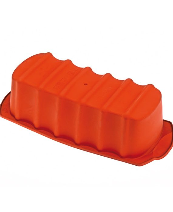 Forma de silicone mono porção plum cake