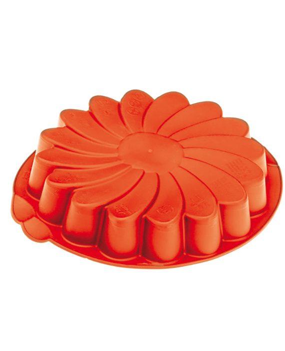 Forma de silicone mono porção margarida