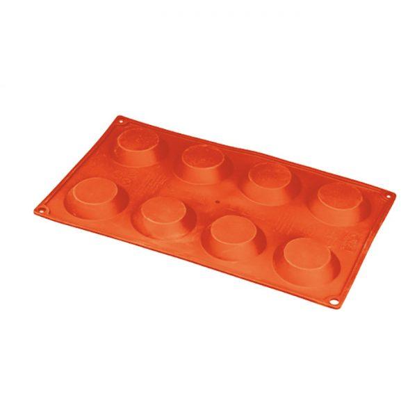 Forma de silicone multi porção fiorentinos