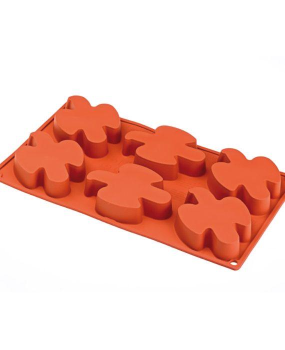 Forma de silicone multi porção - mini colombas