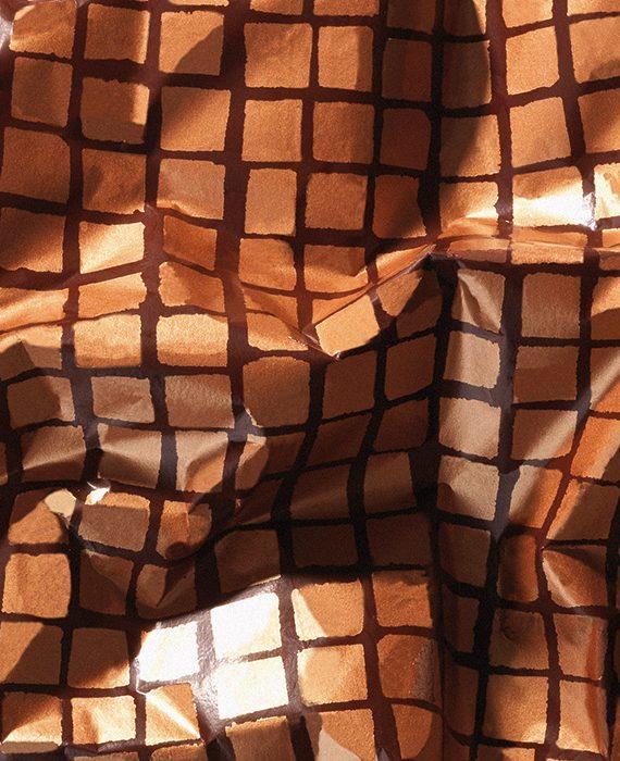 """Transfer efeito amassado 40 x 25 cm - """"mosaico"""""""