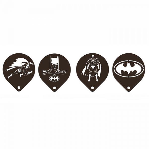 Stencil Batman