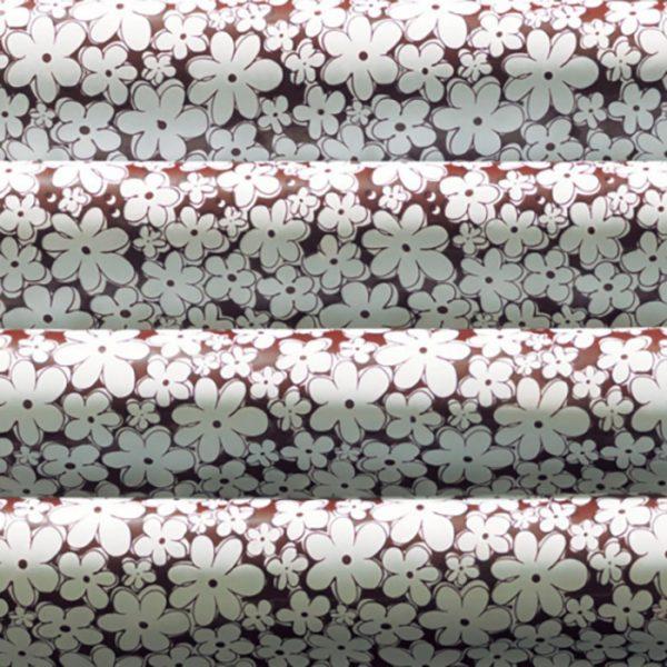 """Transfer - 40 x 25 cm - """"flores brancas"""""""